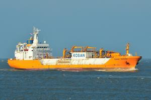 Photo of TESSA KOSAN ship