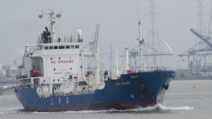 Photo of GAS GALAXY ship