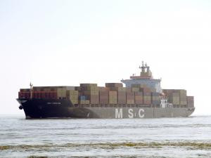 Photo of MSC PAOLA ship