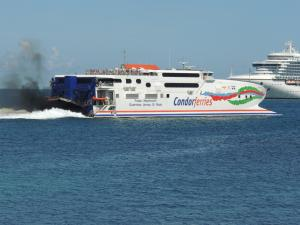 Photo of CONDOR RAPIDE ship