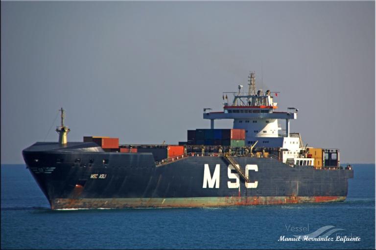 MSC ASLI photo