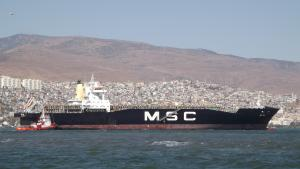 Photo of MSC LEA ship