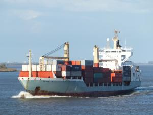 Photo of LEONIE P ship
