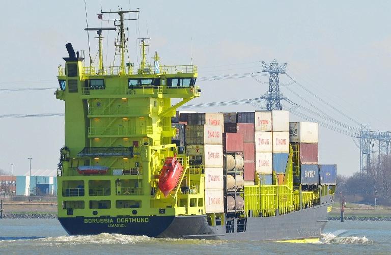 ALASA (MMSI: 210001000) ; Place: Rotterdam Europoort