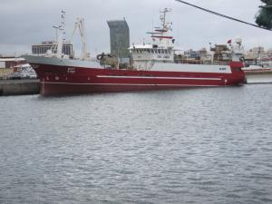 Photo of MIST ship