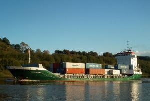 Photo of AL HUSSEIN ship