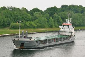 Photo of MARC ship