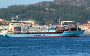 Photo of ALEXANDER MAERSK ship