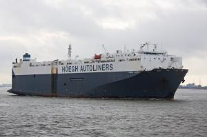 Photo of HOEGH MASAN ship