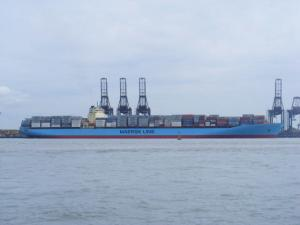 Photo of SKAGEN MAERSK ship