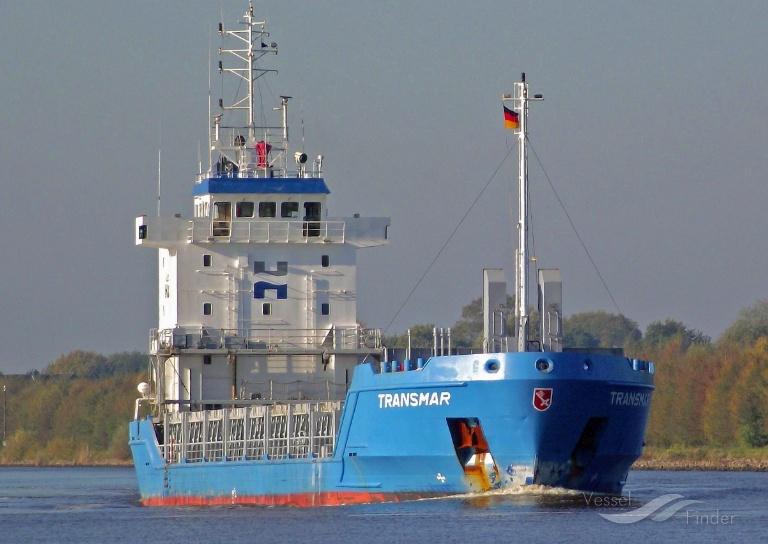 TRANSMAR (MMSI: 212518000) ; Place: Kiel_Canal
