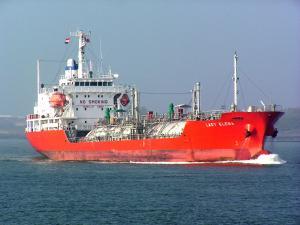 Photo of NO.9 SJGAS ship