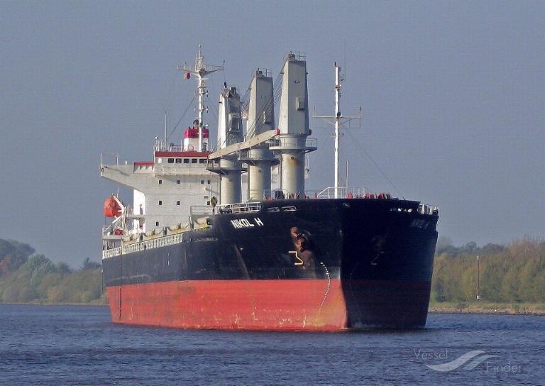 AMIRA MARIAM (MMSI: 572982210) ; Place: Kiel_Canal/ Germany