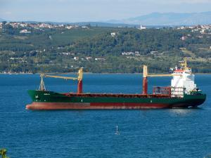 Photo of MERITO ship