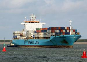 Photo of MAERSK PALERMO ship
