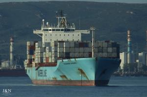 Photo of MAERSK PHUKET ship