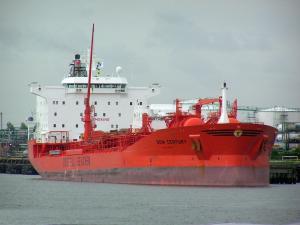 Photo of STOLT COMMITMENT ship