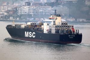 Photo of MSC CAITLIN ship