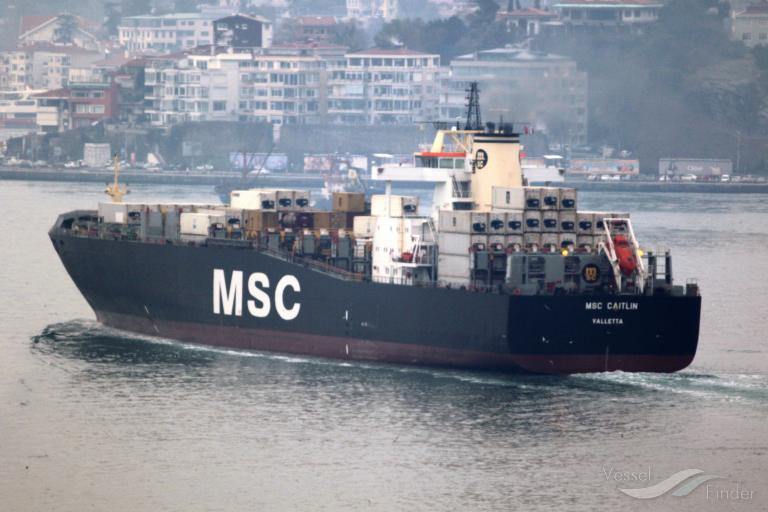 MSC CAITLIN photo