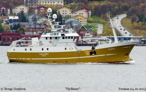 Photo of FJELLMOEY ship