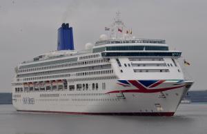 Aurora  Passenger Cruise Ship  Details And Current