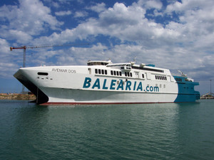 Photo of AVEMAR DOS ship