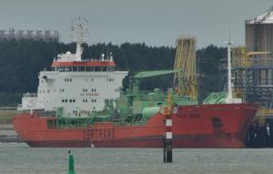 Photo of TRANS IBERIA ship