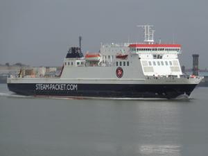 Photo of BEN MY CHREE ship