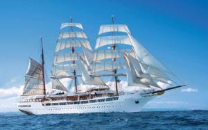 Photo of Sea Cloud II ship