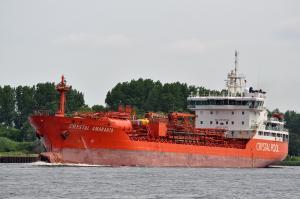 Photo of CRYSTAL AMARANTO ship