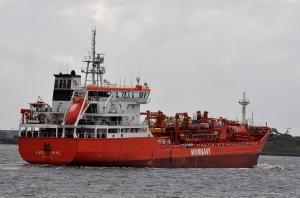 Photo of IEVOLI SHINE ship