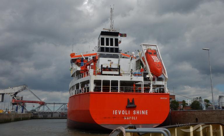IEVOLI SHINE (MMSI: 247326000)