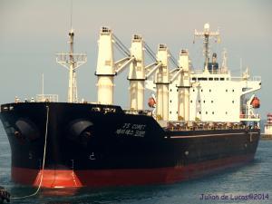 Photo of OS 35 ship