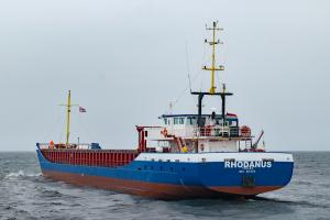 Photo of RHODANUS ship