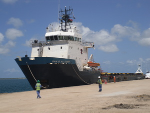 Photo of SAM S.ALL GOOD ship