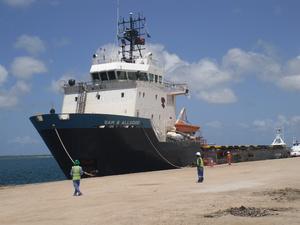 Photo of SAM S.ALL GOOD ship