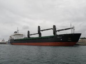 Photo of TALI ship