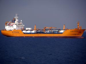 Photo of TILDA KOSAN ship