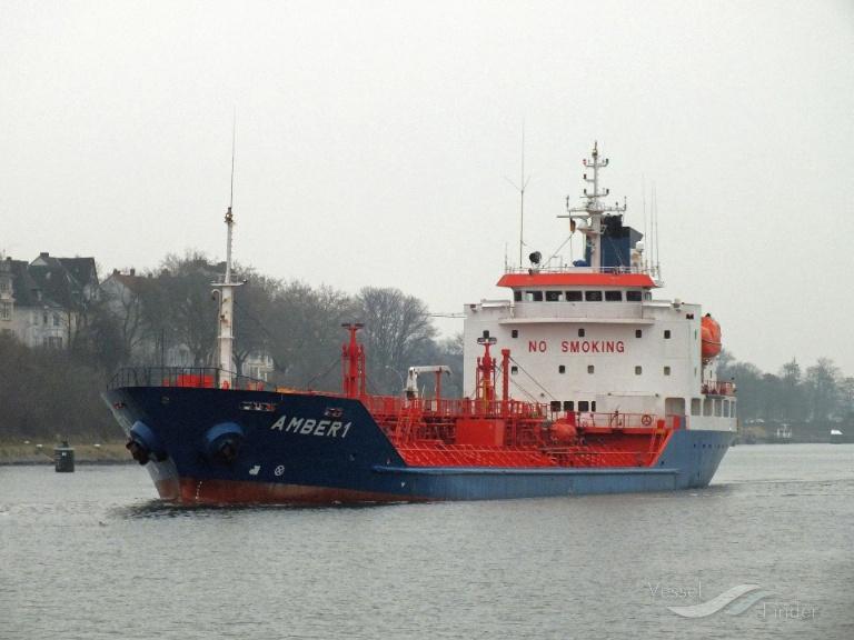 AMBER 1 (MMSI: 210607000) ; Place: Kiel_Canal/ Germany