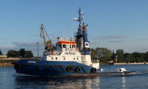 Photo of HEROS ship