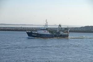 Photo of NOVOMAR ship
