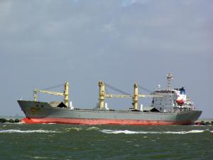 Photo of LE MIN ship