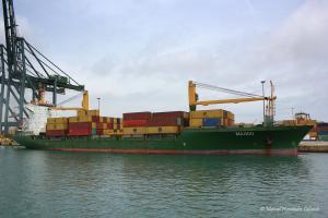 Photo of MANDO ship