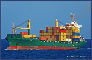 Photo of MARENO ship
