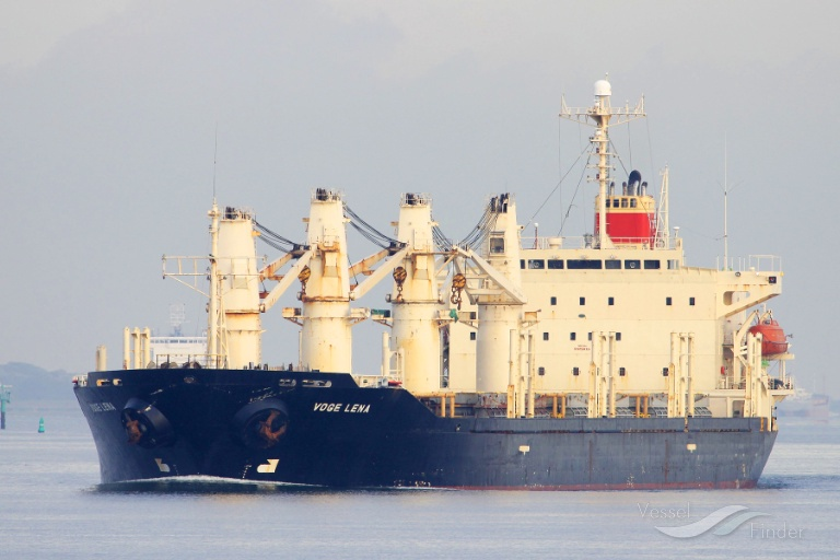 ANGELOS, Bulk Carrier - Details and current position - IMO