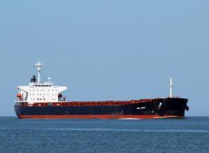 Photo of WEI QIN ship