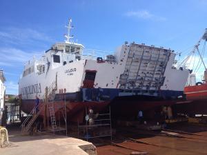 Photo of LASLOVO ship