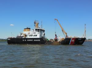 Photo of CG WILLIAM TATE ship