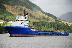 Photo of UNION LYNX ship
