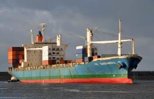 Photo of HUA MAO 6 ship